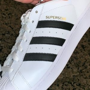 adidas Shoes - Brand new Adidas Superstar shoes